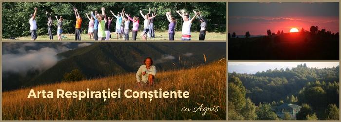 Arta Respirației Conștiente - Retreat