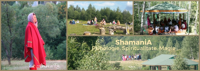 ShamaniA. Psihologie, Spiritualitate, Magie - Retreat