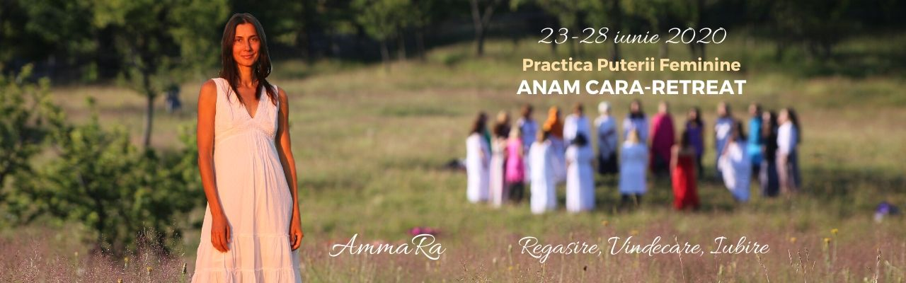 ANAM CARA RETREAT 2020