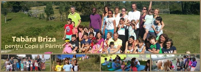 BRIZA de vară pentru copii și părinți