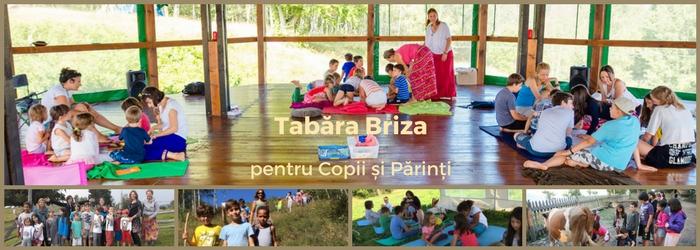 BRIZA pentru Copii și Părinți <br> Dezvoltare Personală Integrală