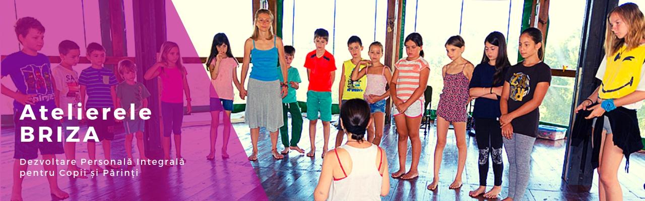 Atelier BRIZA: Comunicarea cu copilul tău