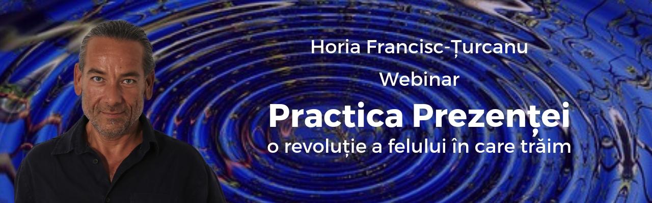 Webinar: Practica Prezenței