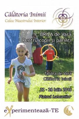 BRIZA de Vară<br> Pentru copii și părinți