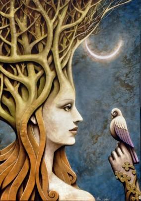 Practica Puterii Feminine<br>și Astrologie Arhetipală Experiențială