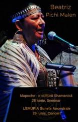 Beatriz Pichi Malen în România
